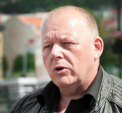 JERNBANE: Per Kristian Dahl (PP) mener vemmelige innlegg fra politikere og andre ikke gavner jernbanesaken.