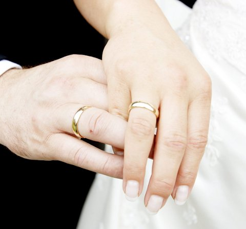 Gratis: Å gifte seg i kirken koster ingenting, skriver innsenderen, ILL.FOTO: NTB SCANPIX