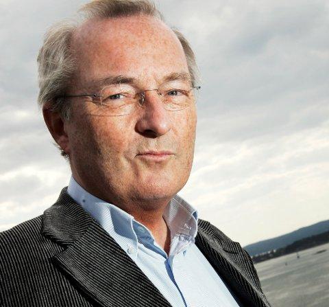 LIBERAL POLITIKK: Karl-Arne Johannessen (H) fikk med seg kommunestyrets flertall på å endre skjenkebestemmelsene i  Gjerdrum.