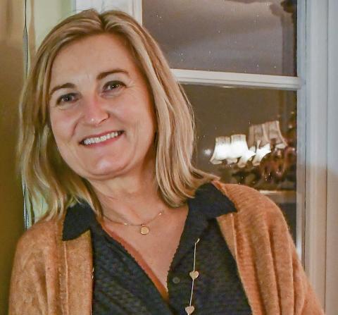 Ber om fritak: Cathrine Høyesen Hall fra Eikeland utenfor Tvedestrand er Venstres eneste representant i bystyre i Arendal.