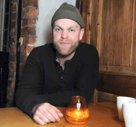 Spent: Staut-vokalist Gaute Lein Ausrød.