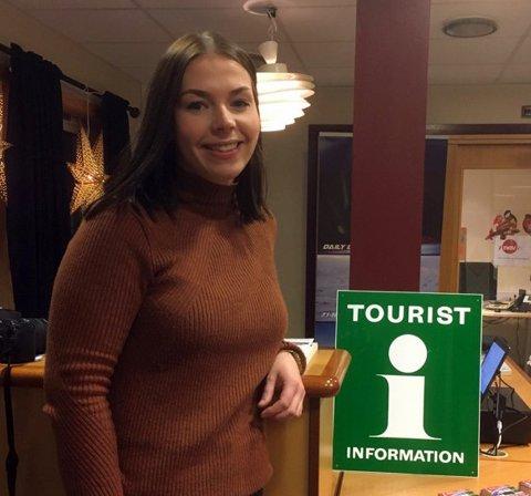 Reiselivssjef Marianne Berg i Visit Nordkapp er glad for støtten kommunen bidrar med.