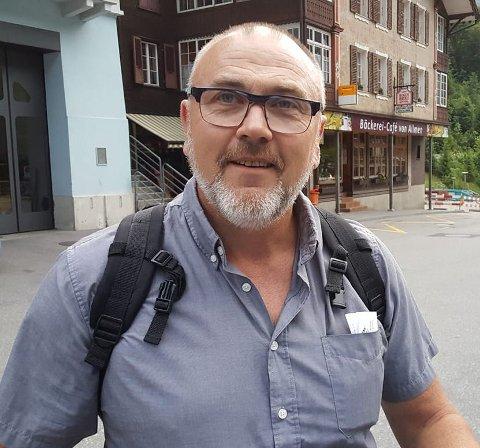 Stig A. Helgesen Leder i Rogaland Bonde- og Småbrukarlag
