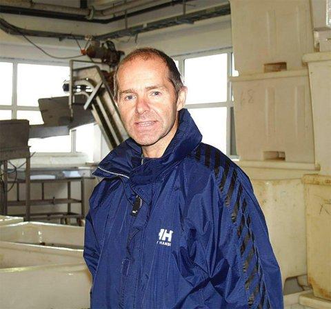 Bjørn Ronald Olsen er administrerende direktør i Storbukt Fiskeindustri AS.