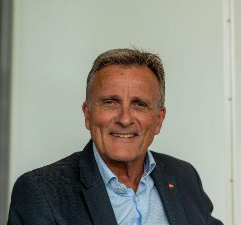 Flere har behov for AAP: Nav-direktør Terje Tønnesen konstaterer at mange flere har behov for arbeidsavklaringspenger nå enn for ett år siden. Foto: Nav