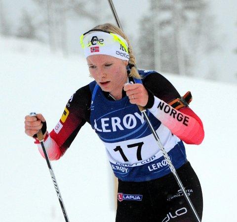 Ragnhild Femsteinevik har eit mykje større potensiale enn det ho har klart å ta ut i vinter.