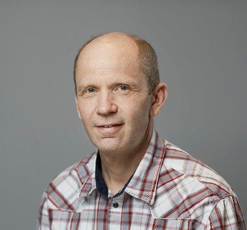 Trond Kroken, ordførerkandidat Flakstad Sp