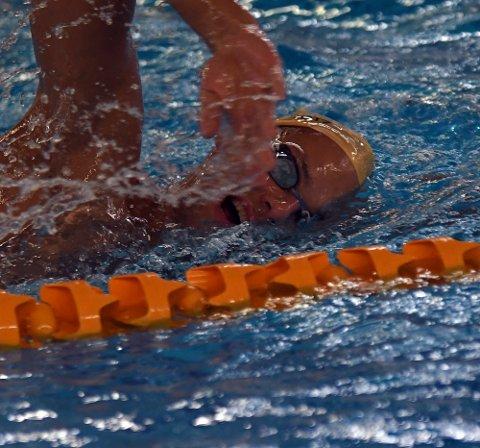 NYKOMMER: Jolann Bovey, som opprinnelig kommer fra Sveits, fikk en fin start med et NM-gull.