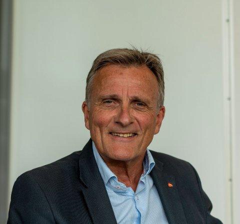 Terje Tønnessen, direktør i NAV Vestfold og Telemark