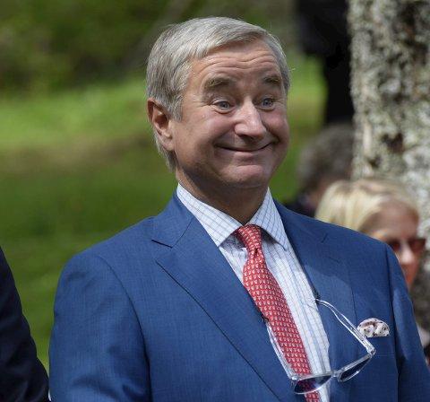 HAR KJØPT GÅRD: Christen Sveaas har kjøpt Viker gård i Søndre Land for 18 millioner kroner.