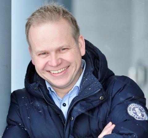 Forfatter Helge-Thime Iversen