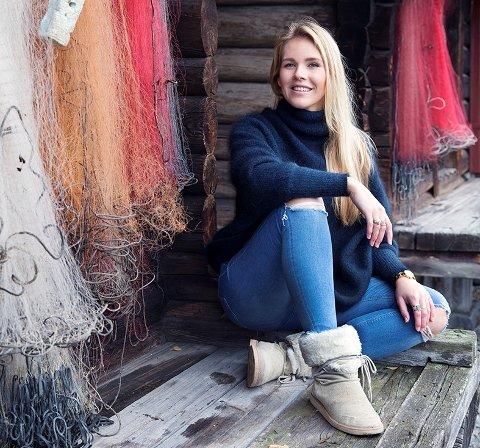 TAR OPP ARVEN: Anne Rokne Bolkesjø har tatt opp arven etter tippoldefar Gullik og startet gjestegard på Bolkesjø Gård.