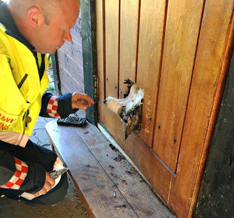 Brannkonstabel Martin Paulsen har fått en venn for livet etter den uvanlige redningsaksjonen.