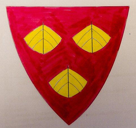 Eitt av forslaga som vart sendt inn til Alver kommune bestod av dei same fargane som i dagens Lindås-våpen, men med tre robåtar som symboliserer dei tre kommunane som no blir til ein.