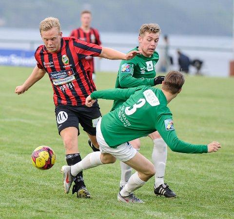 TØFFE TIDER: Anders Wik er en av mange spillere som gir seg i TTIF, som sliter med svært få spillere for comebacket i en meget sterk 4. divisjon.