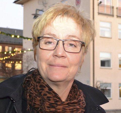 VEMODIG: Ingela Mästerbo i Varanger næringssenter.
