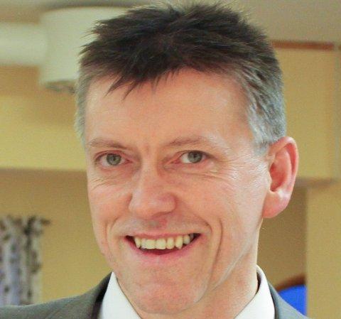 Sverre Monsen (56) fra Rødøy har jobbet som helse- og omsorgssjef i Moskenes kommune gjennom hele koronaåret.
