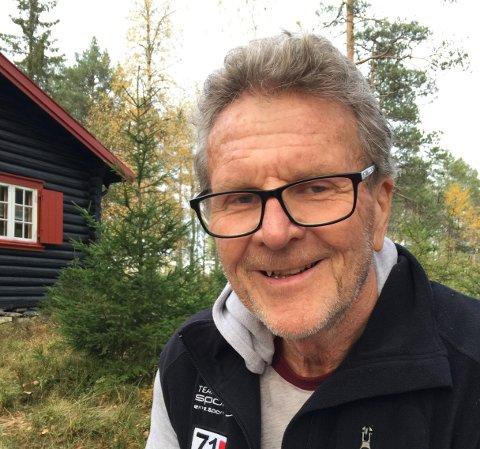 Musikkprofessor Bodvar Moe fra Rana flyttet til Ask i Gjerdrum i 2017.  Nå har han gitt ut et album til minne om tragedien.