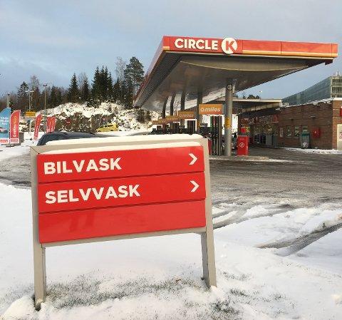 Cirkle K Fjellhamar samlet inn mest penger i Akershus under Rosa Sløyfe-aksjonen i oktober.