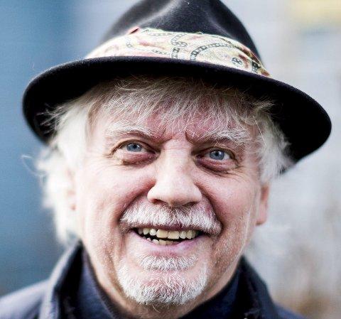 TREKKER FOLK: Trond Granlund med band er blant dem som skal spille på Lillestrøm kulturpub. foto: Tom Gustavsen