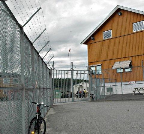 FÅR KRITIKK: Indre Østfold fengsel, avdeling Trøgstad.
