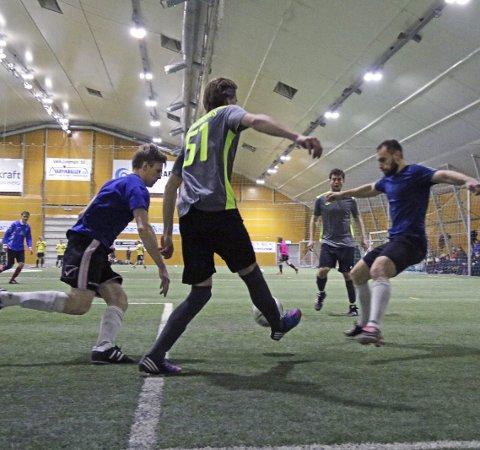 HØYERE NIVÅ: «Ribbegeneralen» mener nivået bare øker for hver gang cupen arrangeres.