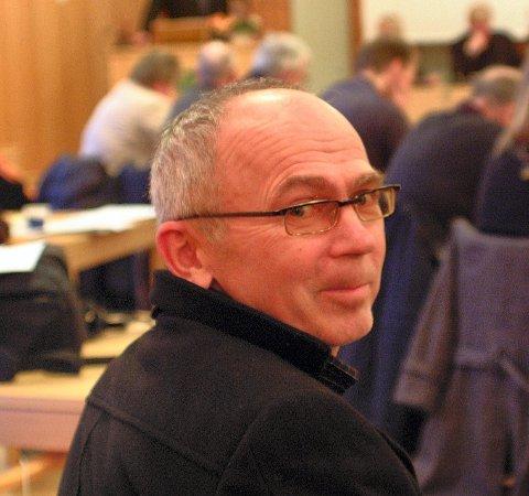 Wiggo Knutsen, administrerende direktør i Ballangen Energi, mener utspillet om datalager til Østlandet viser hvor feil det kan gå når beslutningstakerne er feilplassert.