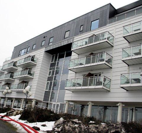 Reiseliv: Holmestrand fjordhotell er midlertidig stengt etter at julebordsesongen ble avlyst. Arkivfoto
