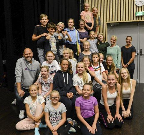 Musikal: 20. september er det klar for ny musikal i Tokestua i Drangedal.