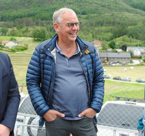 Magne Heimvik går av som direktør i SKL ved nyttår. (Arkivfoto)