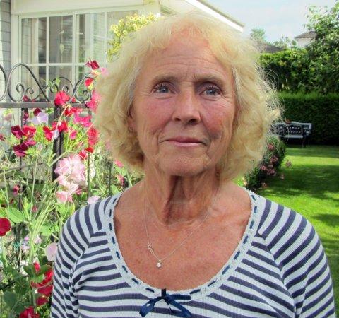 Elise Andersen, listekandidat for Sandefjord FrP og Vestfold og Telemark FrP