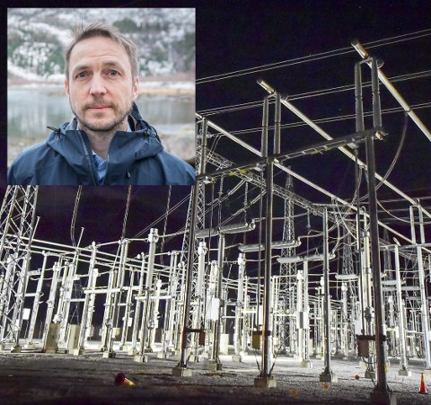 Meløy-ordfører Sigurd Stormo fulgte i mer enn to måneder daglig med på utviklingen i markedsprisene for kraft, før den første kontrakten kunne signeres.