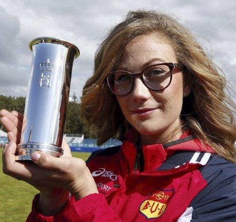 23-åringen vant både NM-gull og kongepokal under NM i sommer.arkivFoto: NTB scanpix