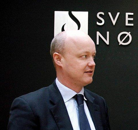 TREFFER GODT: Advokat Bjarte Røyrvik om kontantstøtten til koronarammede bedrfiter.