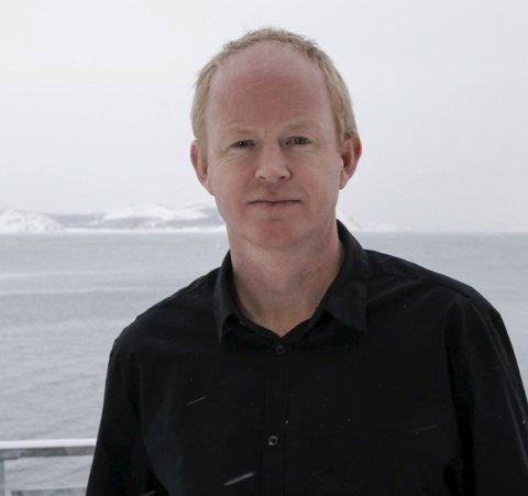 KAN LIKEVEL BLI ILANDFØRING: Equinor skrotet egentlig planene om landterminal på Veidnes, men Lars Haltbrekken håper å få med Frp på å snu saken.