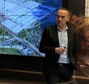 Harald Edvardsen-Eibak kan konstatere at VW sikret seg posisjonen som Norges mest solgte bilmerke i 2019.