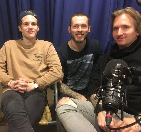Lakewood er bandet som blir presentert i Ukens Kulturinnslag.