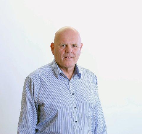 Svein Arne Lindberg, seksjonssjef i Skatteetaten.