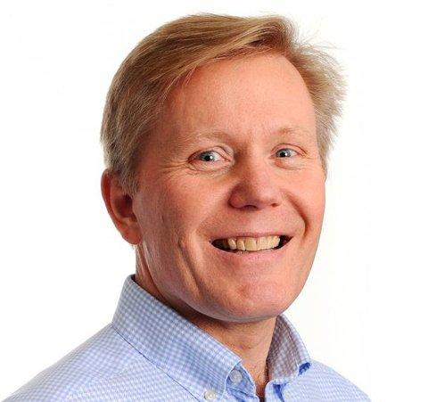Administrerende direktør Norsk Gjeldsinformasjon, Svein Ove Karstensen.