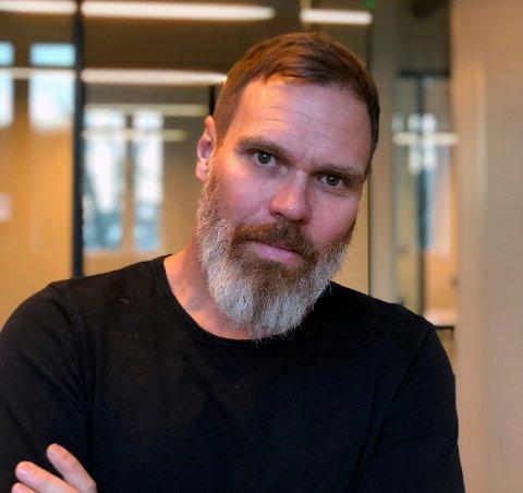 FESTIVALSJEF: Gard Mortensen er ny sjef for Stavernfestivalen.