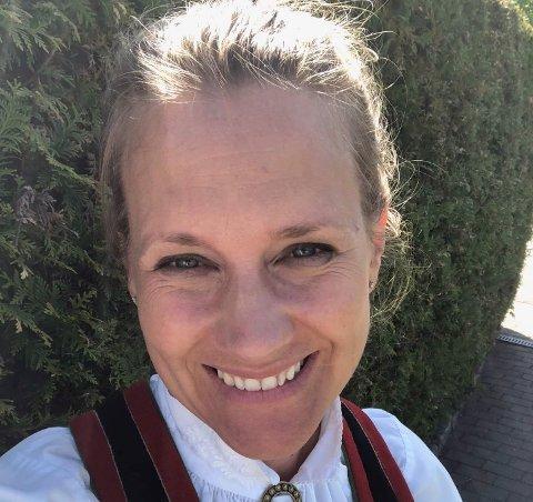 ENHETSLEDER: Stine Husabø fra Kragerø har fått lederjobb i Risør kommune. (Foto: Privat)
