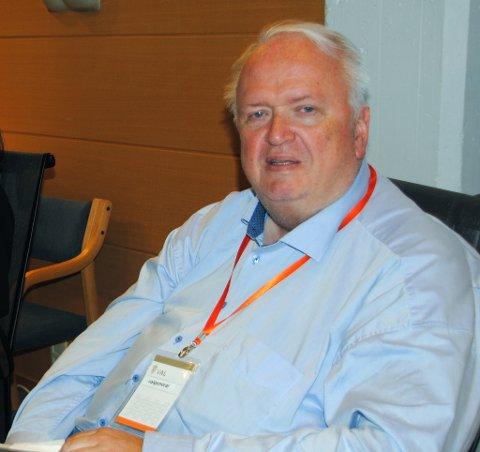 Økonomisjef Geir Mogren er død.