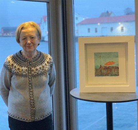 Prisvinner: Else Marie Larsen har vunnet Nordland fylkeskommunes næringspris for 2020.