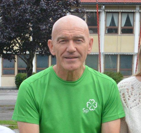 ORDFØRERKANDIDAT: Olav Nordheim.