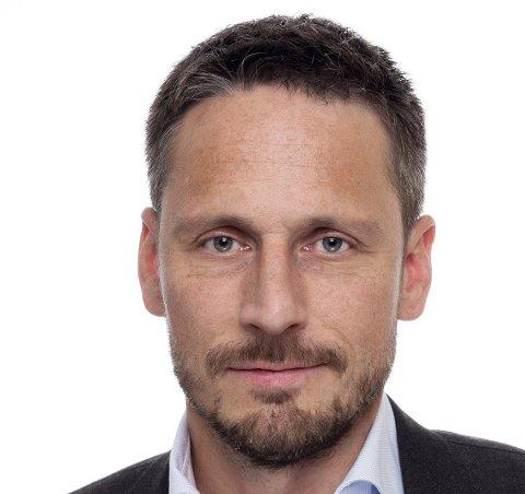 Stig Ingar Evje (45) fra Rælingen ble meldt savnet onsdag morgen.