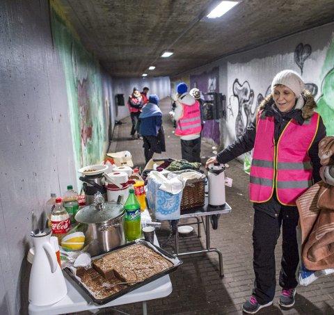 – Gjennom engasjement i frivillige organisasjoner, eller gjennom individuelle handlinger, gjør bergenserne daglig Bergen til en by vi kan være stolte av. Vi må aldri ta rausheten for gitt, skriver byråden. Arkivfoto: Eirik Hagesæter