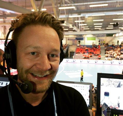 VIKTIG ROLLE: Asbjørn Myhre fra Jevnaker har en viktig rolle under årets sommer-OL.