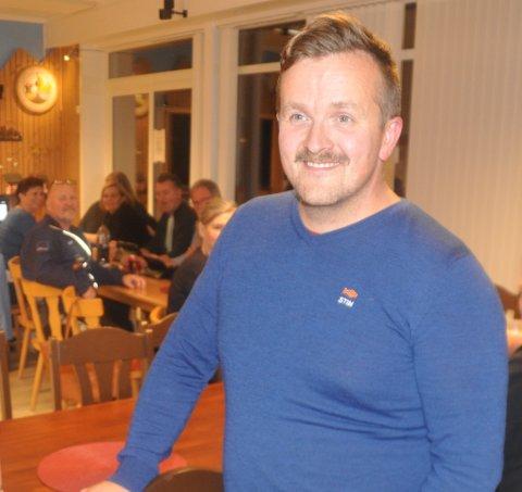 KJØPT: Jim Olaisen bekrefter at han og kona Veronica, nå ha kjøpt de aller fleste aksjene i Ramberg Resort AS
