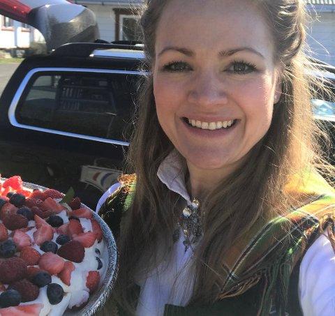 Kommuneoverlege Eva Kibsgaard Nordberg i Vestvågøy er årets 17. mai-taler.