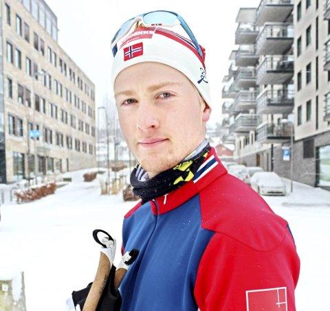Aksel Rosenvinge har store ambisjoner om å bli blant de aller beste på ski.
